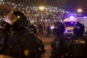 Belarus bắt giữ hơn 2.000 người liên quan đến biểu tình