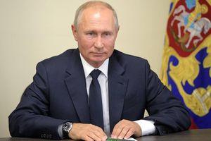 Tổng thống Nga Putin tuyên bố đã đăng ký vắc xin Covid-19