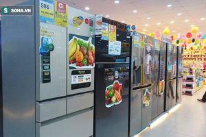 Nhiều mẫu tủ lạnh dung tích lớn tiếp tục giảm giá 'kịch sàn'