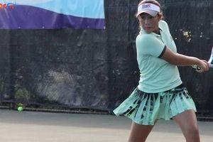Tài năng quần vợt 14 tuổi Việt Nam đăng quang trên đất Mỹ