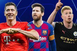 Champions League sẽ kịch tính hơn nhờ thể thức mới