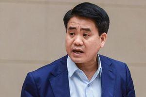 Đại án Nhật Cường khiến ông Nguyễn Đức Chung bị xác minh, điều tra