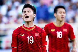 Tuyển Việt Nam không còn trận đấu nào trong năm 2020