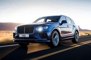 Bentley Bentayga Speed 2021 ra mắt - siêu SUV nhanh nhất thế giới
