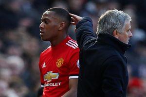 Martial đã quên những ngày buồn vì Mourinho