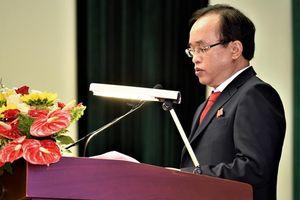 Ông Nguyễn Phước Hưng làm Bí thư Quận ủy quận 2