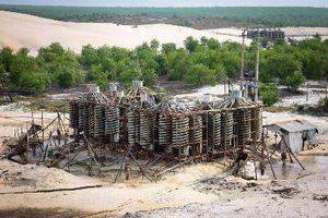 Quản lý hiệu quả khoáng sản tại các khu vực dự trữ khoáng sản quốc gia