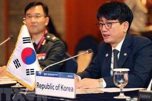 Đối thoại Quốc phòng Seoul lần thứ 9