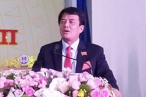 Đồng chí Bùi Thanh Nhân tái đắc cử Bí thư Thành ủy TP Dĩ An, tỉnh Bình Dương