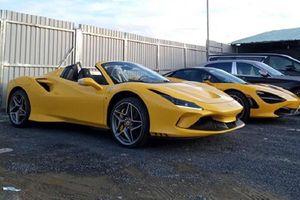 Cận cảnh siêu xe Ferrari F8 Spider đầu tiên về Việt Nam