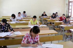 Khẩn trương chấm thi tốt nghiệp THPT: Nghiêm túc và công bằng