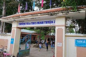Phản hồi thông tin 'quên' làm nhà vệ sinh ở U Minh Thượng