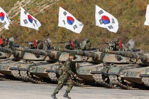 Hàn Quốc đề xuất tăng chi tiêu quốc phòng giai đoạn 2021-2025