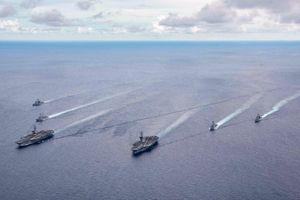 SCMP: Quân đội Trung Quốc được lệnh 'không nổ súng trước Mỹ trên biển Đông'