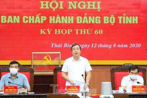 Thái Bình giới thiệu ông Ngô Đông Hải ứng cử BCH Trung ương Đảng khóa mới