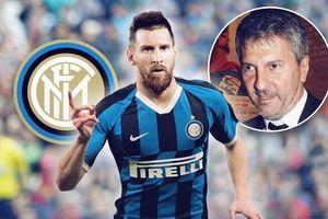 Messi gây sốt xình xịch, mua nhà gần sân Inter Milan