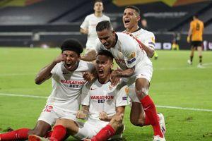 Shakhtar Donetsk và Sevilla giành vé vào bán kết Europa League 2019 - 2020