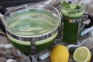 Uống 1 ly này trước khi đi ngủ có thể giảm mỡ bụng hiệu quả