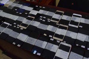 Phạt 140 triệu với 7 người Trung Quốc thuê khách sạn đánh bạc qua mạng
