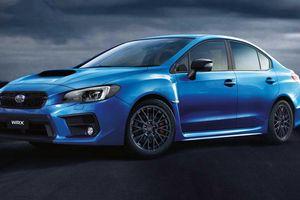 Subaru WRX Club Spec Limited Edition 2021, cái kết của 1 huyền thoại