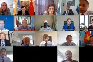 Hội đồng Bảo an LHQ họp bàn về tình hình Lebanon và Sudan