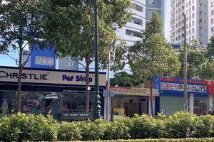 Xây dựng không phép, ban quản trị chung cư ở Vũng Tàu bị phạt