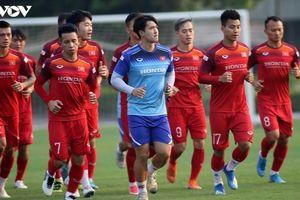 Vòng loại World Cup 2022 bị hoãn, ĐT Việt Nam tạm dừng tập trung