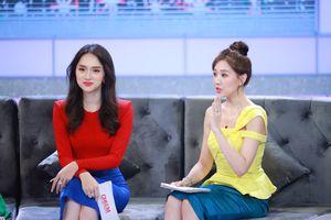 Hoa hậu Hương Giang bày cách cho chị em đối phó với người thứ ba