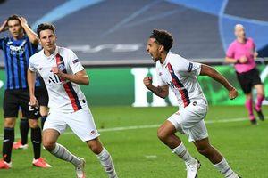 Ngược dòng thần thánh trước Atalanta, PSG vào bán kết Champions League
