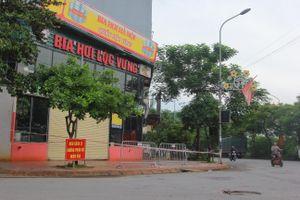 Con rể của ca nghi nhiễm COVID-19 ở Hà Nội có biểu hiện ho, sốt