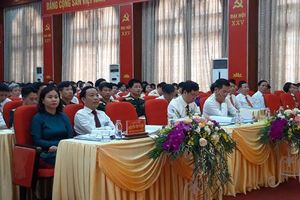 Đại hội đại biểu lần thứ XXV Đảng bộ huyện Phú Xuyên tiến hành phiên trù bị