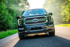Ford F-150 2021 sẽ không tăng giá so với thế hệ hiện tại?