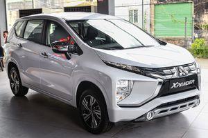 Phân khúc MPV tháng 7 - Mitsubishi Xpander bỏ xa Toyota Innova