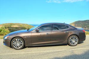 Chi tiết Maserati Quattroporte - sedan hạng sang giá từ 7,7 tỷ đồng