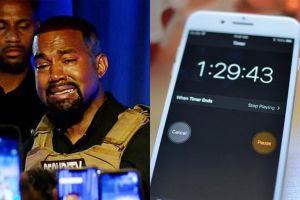Đội ngũ của Kanye West nộp hồ sơ trễ, đổ lỗi iPhone