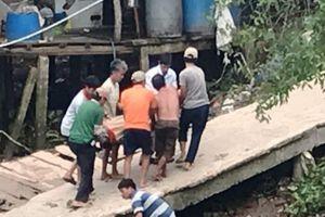 Tìm thấy thi thể thanh niên mất tích trên sông Tiền
