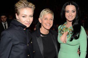 Katy Perry ủng hộ Ellen DeGeneres giữa những chỉ trích