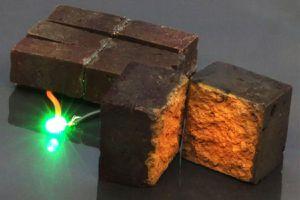 Trong tương lai, pin điện thoại có thể làm từ gạch