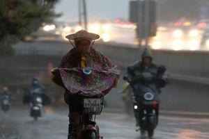 Bắc Kinh hứng trận mưa lớn nhất từ đầu mùa, cảnh báo lũ quét