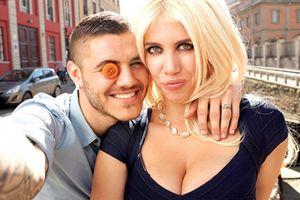CĐV chỉ trích lối sống tiệc tùng của vợ chồng Icardi