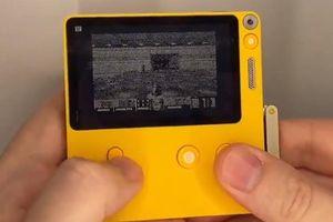 Panic giới thiệu các trò chơi mới trên máy chơi game PlayDate