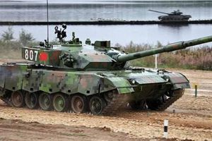 Trung Quốc có bao nhiêu xe tăng?
