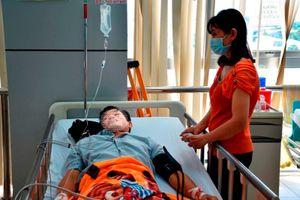 Cứu sống bệnh nhân đột quỵ liệt nửa người