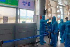 Chở hơn 300 du khách mắc kẹt ở Đà Nẵng về TP Hồ Chí Minh