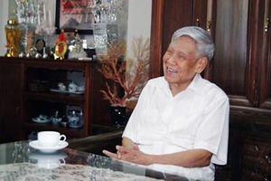 Những khoảnh khắc bình dị của nguyên Tổng Bí thư Lê Khả Phiêu