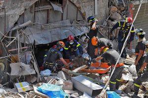 Thêm nhiều chuyến hàng cứu trợ tới Lebanon