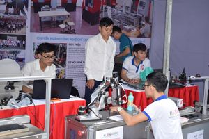 Trường đại học đầu tiên tại Việt Nam mở ngành Cơ khí Hàng không