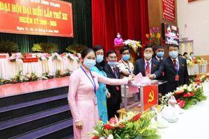 Đồng chí Vũ Ngọc Tuất tái đắc cử Bí thư Quận ủy quận Bình Thạnh