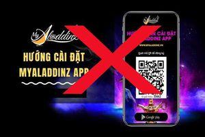 Dễ sập bẫy đa cấp khi nộp tiền vào ứng dụng Myaladdinz