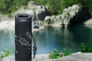 Sony giới thiệu thế hệ loa không dây Extra Bass 2020
